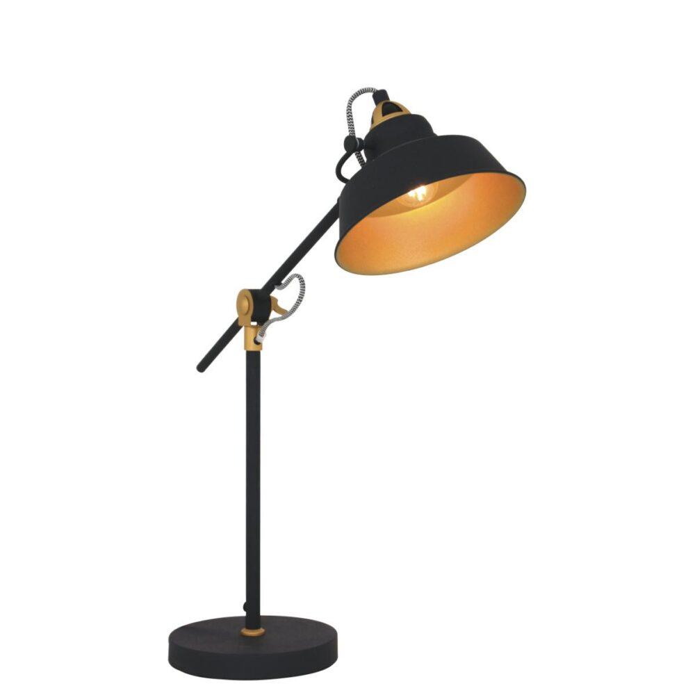 Adjustable Industrial Desk Lamp Table Lamps
