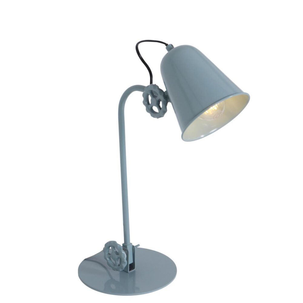 Green Vintage Table Lamp Table Lamps