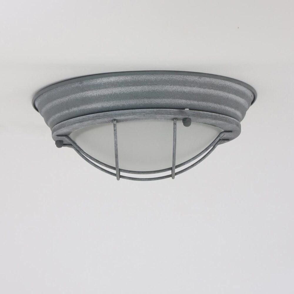 Grey Round Ceiling Bulkhead Bulkheads