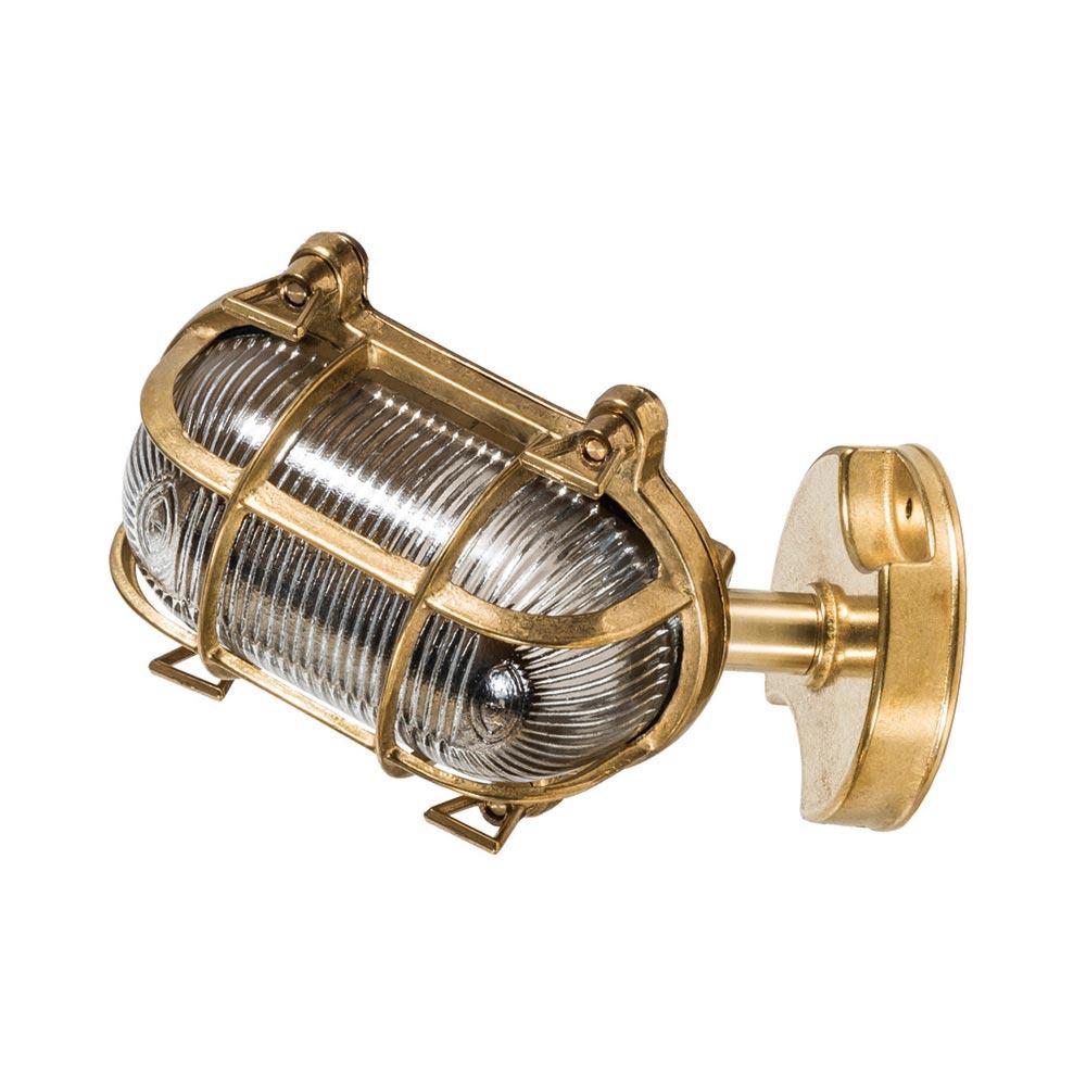 Angled Oval Bulkhead Light Bulkheads
