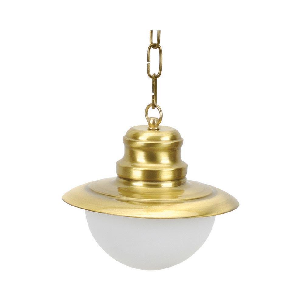 Nautical Opal Globe Lantern Pendant Light Pendants
