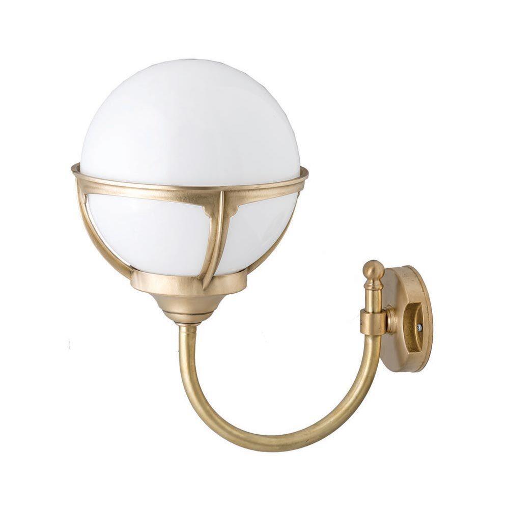 Exterior Globe Sconce Lantern Outdoor
