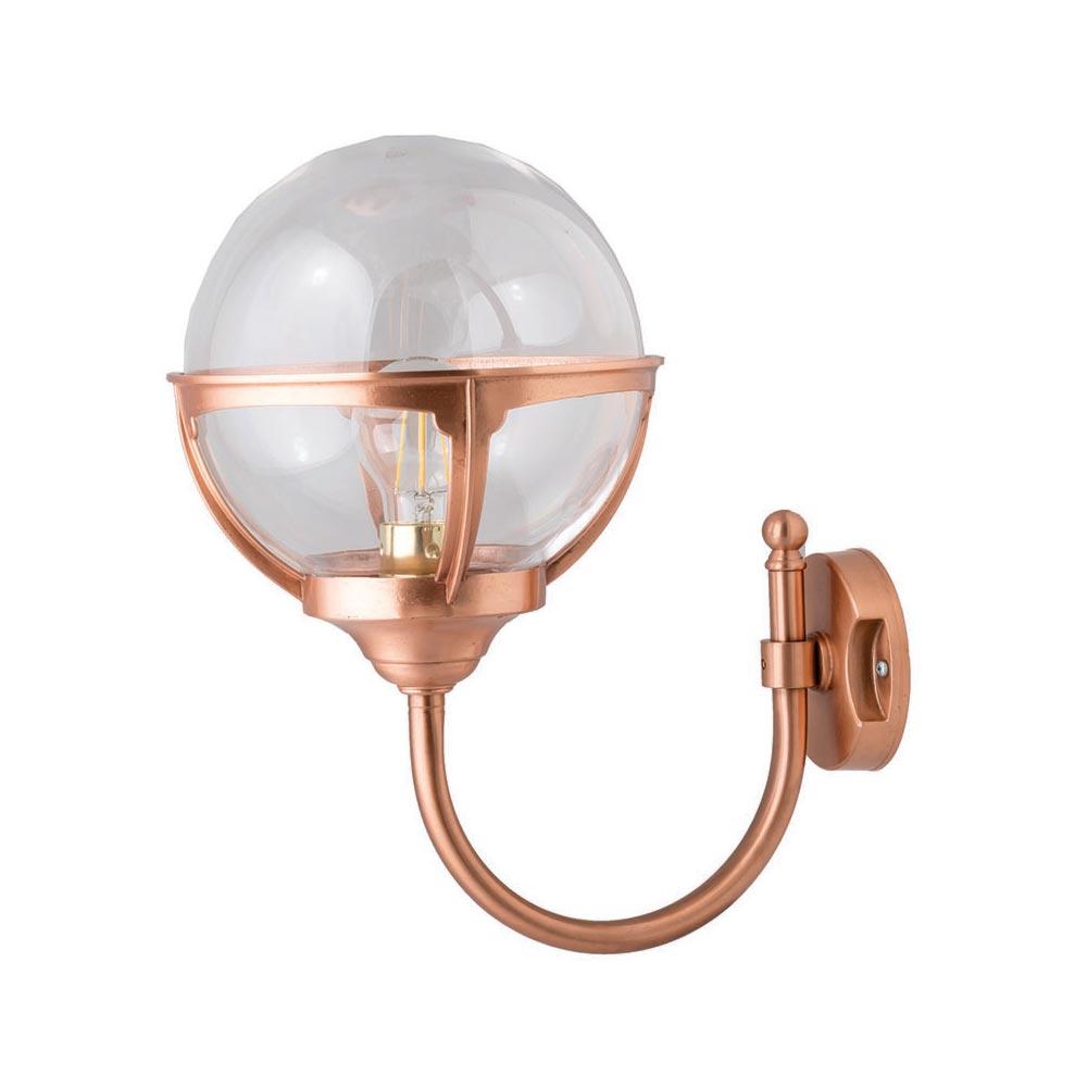 Exterior Globe Wall Lantern Outdoor