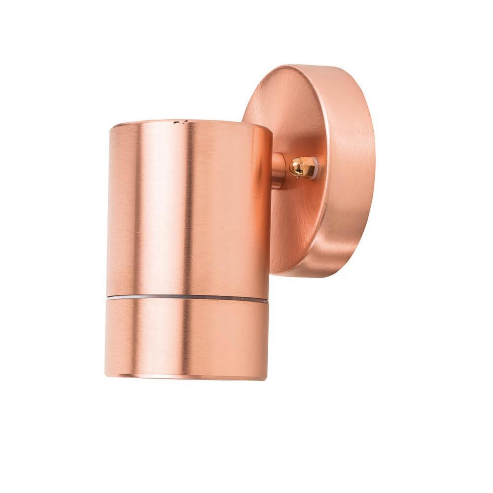 Outdoor Copper Up Down Wall Light Outdoor