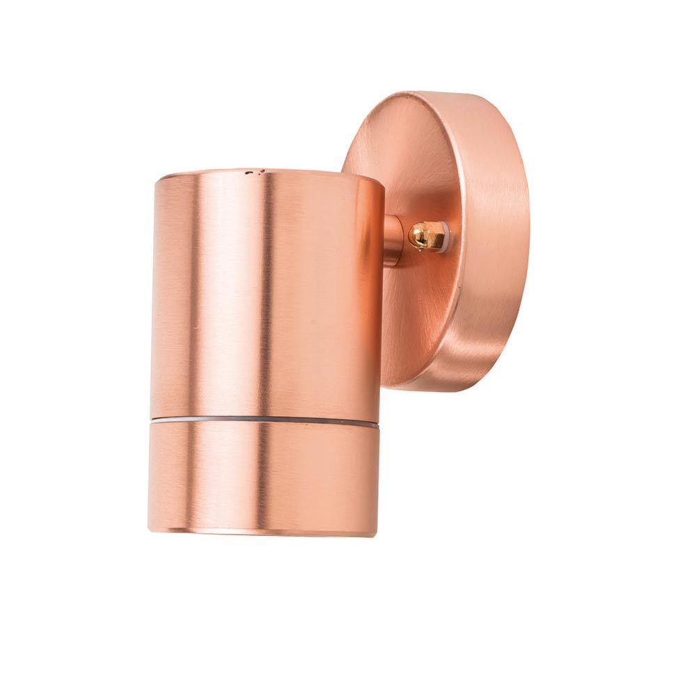 Outdoor Copper Tube Wall Light Outdoor
