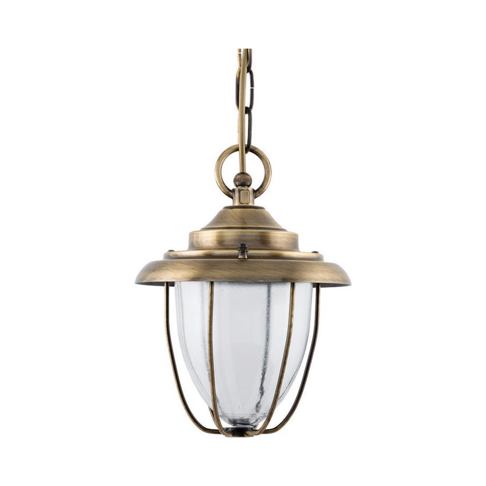 Brass Outdoor Hanging Lantern Pendants