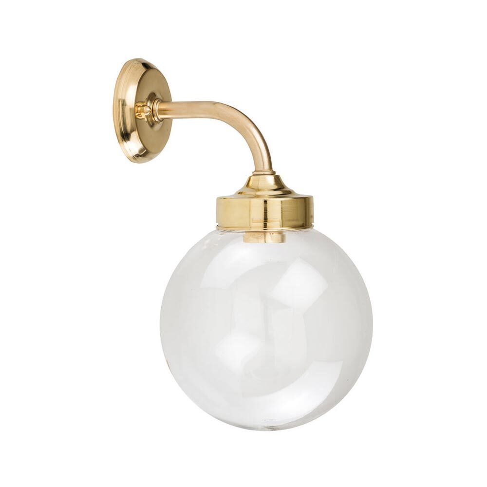 Exterior Frosted Glass Hanging Lantern Pendants