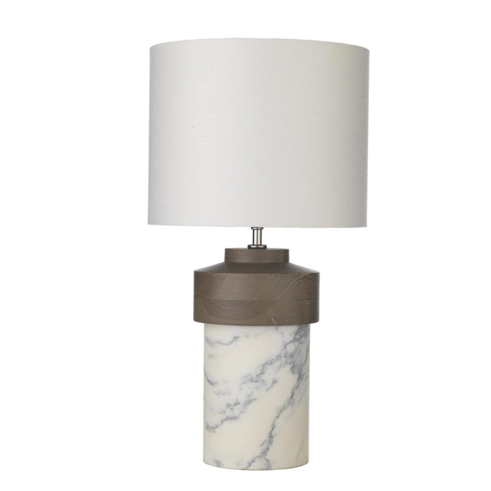 Round Marble Base Table Lamp Table Lamps