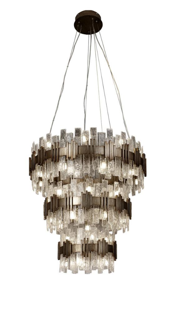 Crystal Ring Chandelier Chandeliers