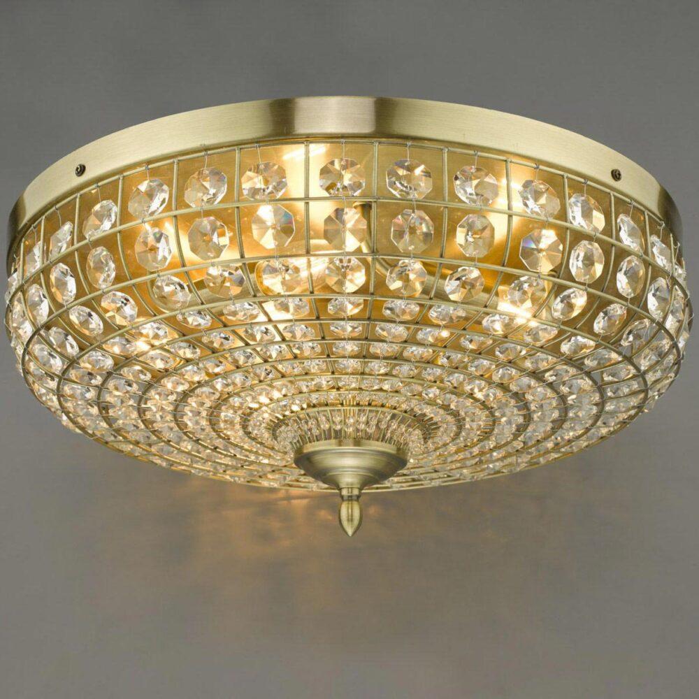 1 Light Matt White Burnished Brass Pendant Pendants