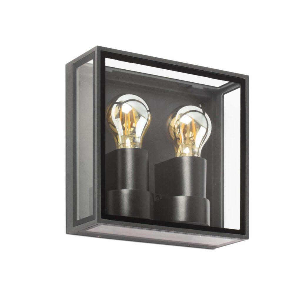 3 Light Brushed Nickel Seeded Glass Semi Flush Flush & Semi