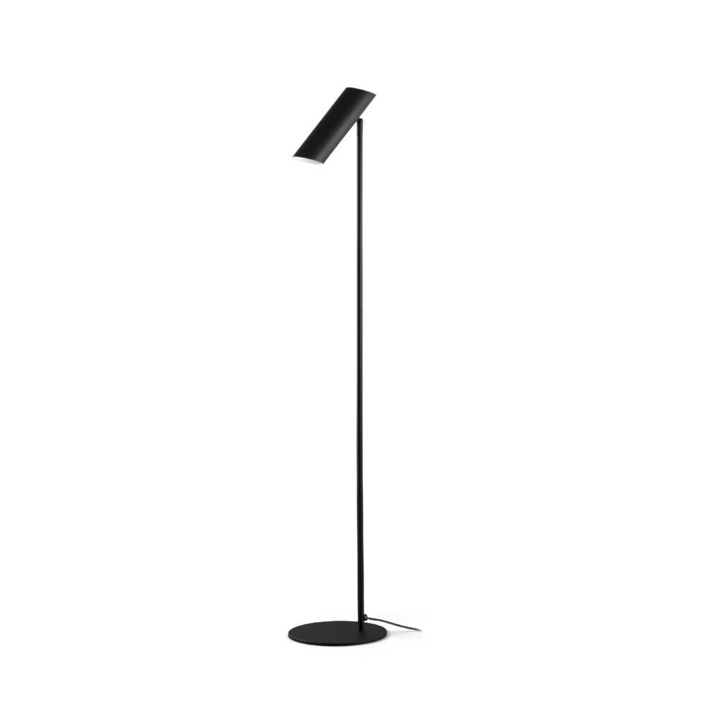 1 Light Black Table Lamp Table Lamps