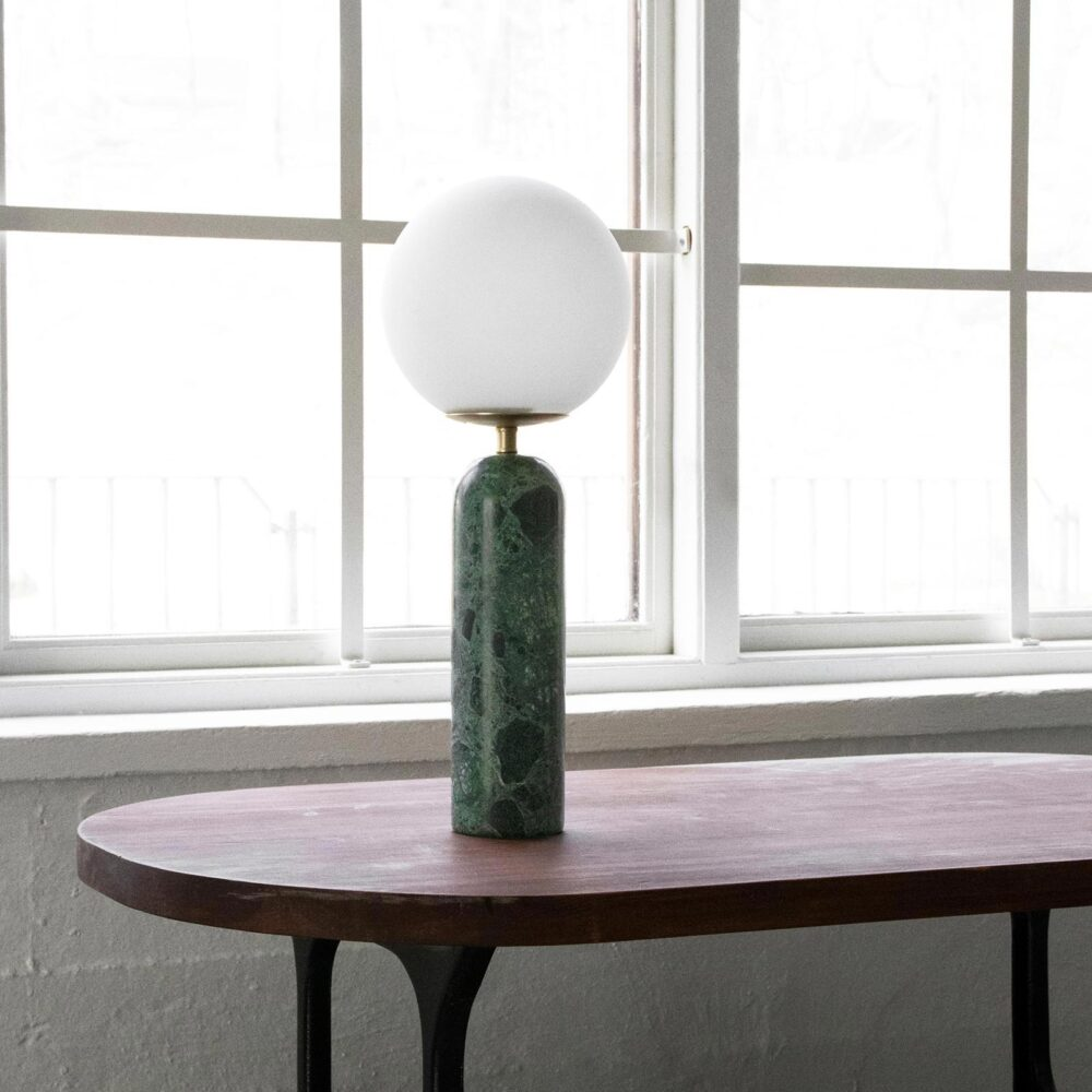 Hammered Brass Table Lamp (Base Only) Lighting