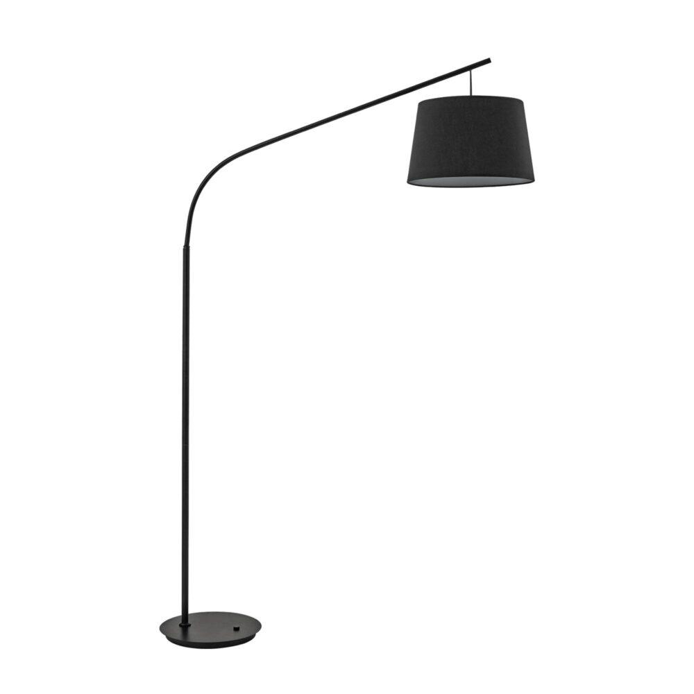 1 Light Black Floor Lamp Floor Lamps