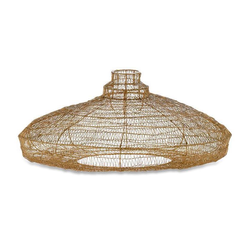 Light Antique Brass Pendant Lampshade Pendants