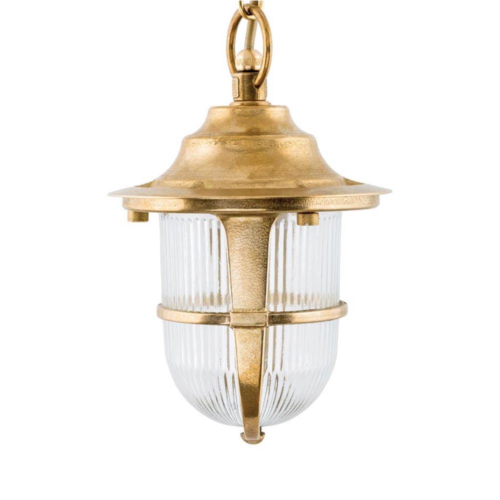 Outdoor Brass Pendant Lantern Pendants