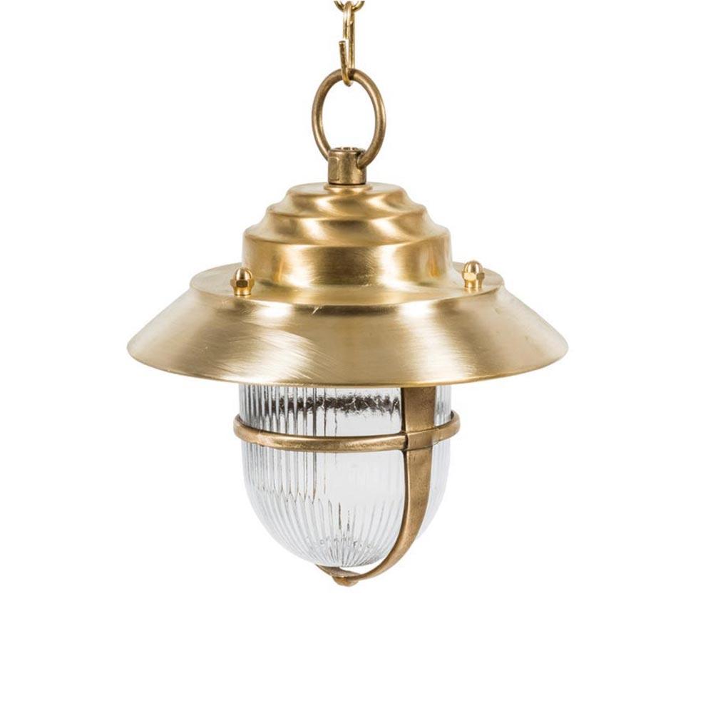 Solid Brass Outdoor Pendant Light Pendants