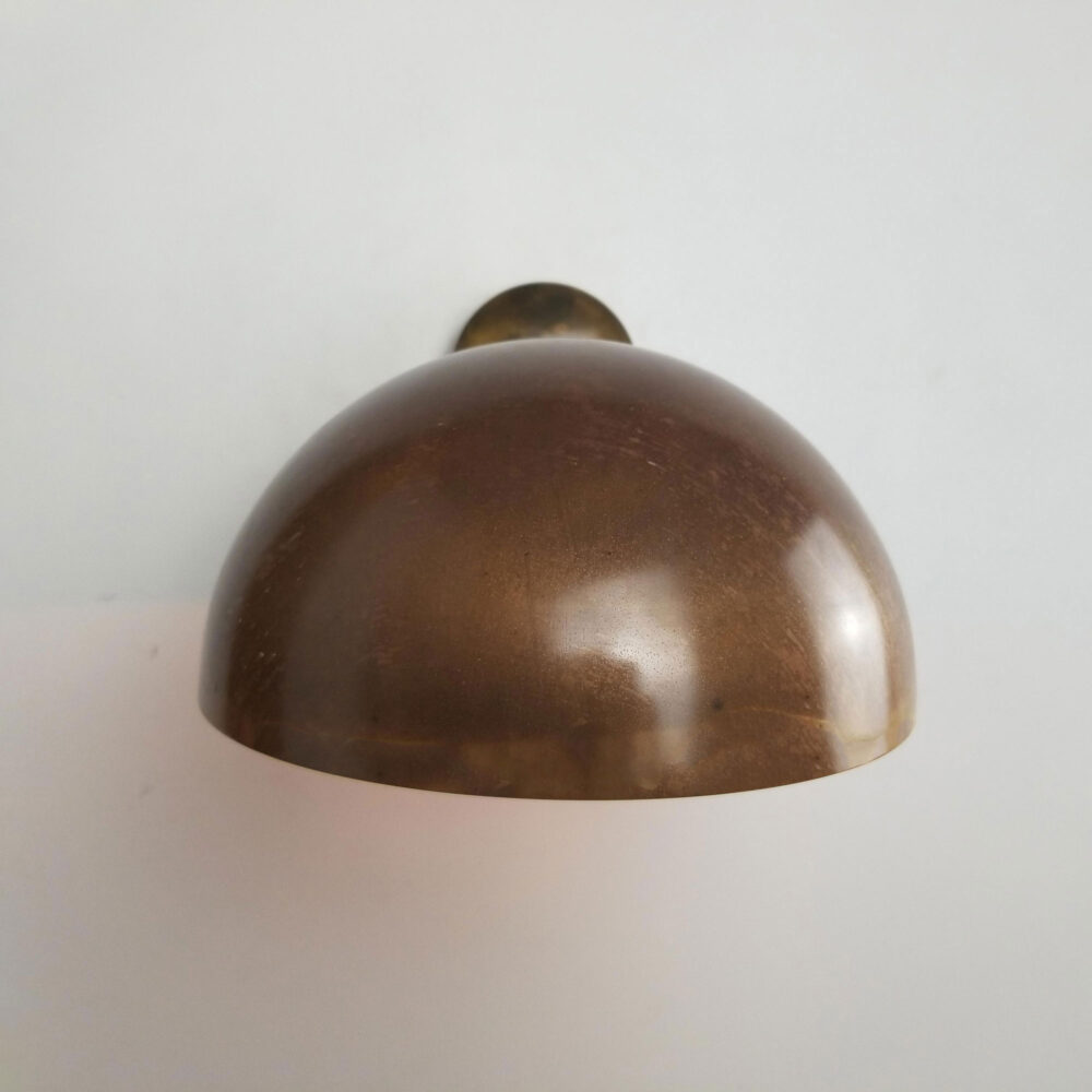 Brass Dome Picture Light Picture & Poster Lights
