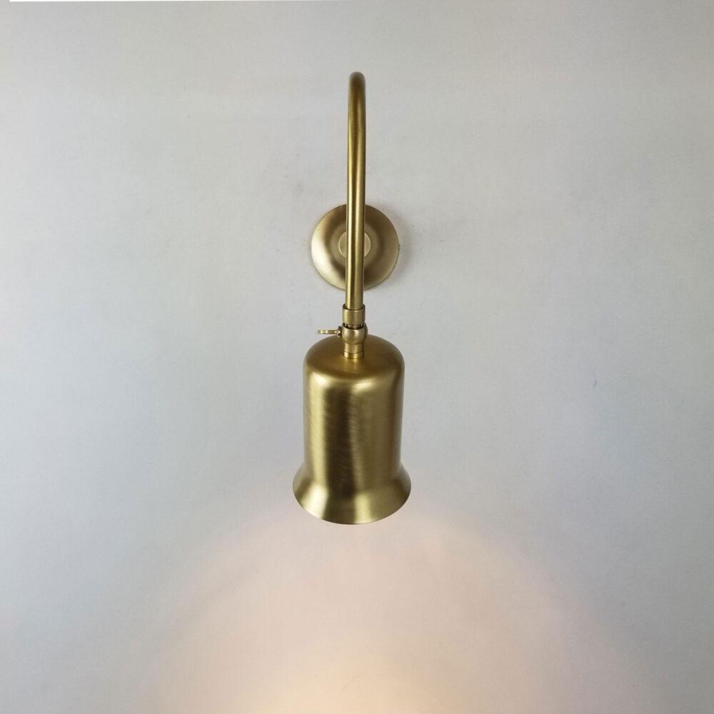Adjustable Brass Cylinder Poster Light Picture & Poster Lights