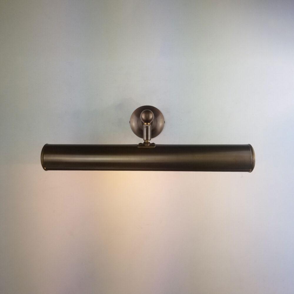 Minimal Brass Picture Light Lighting