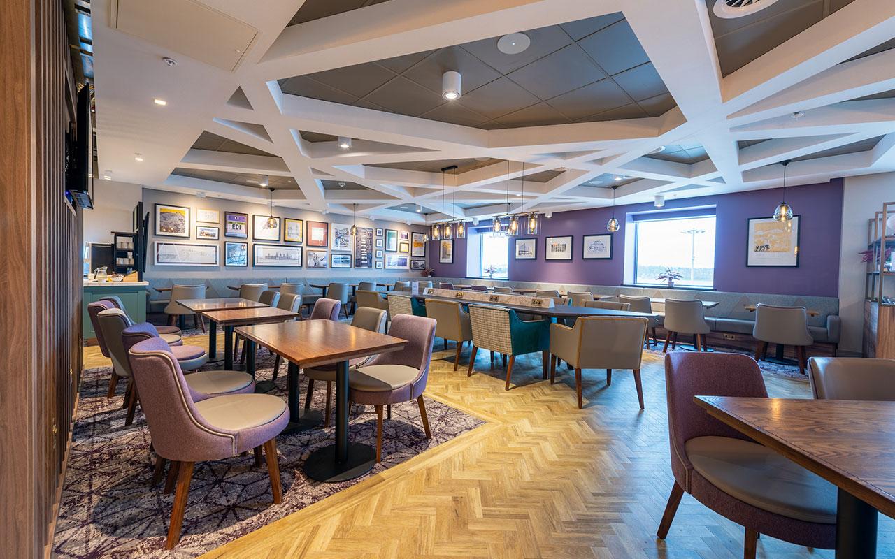 Aspire Lounge, Edinburgh