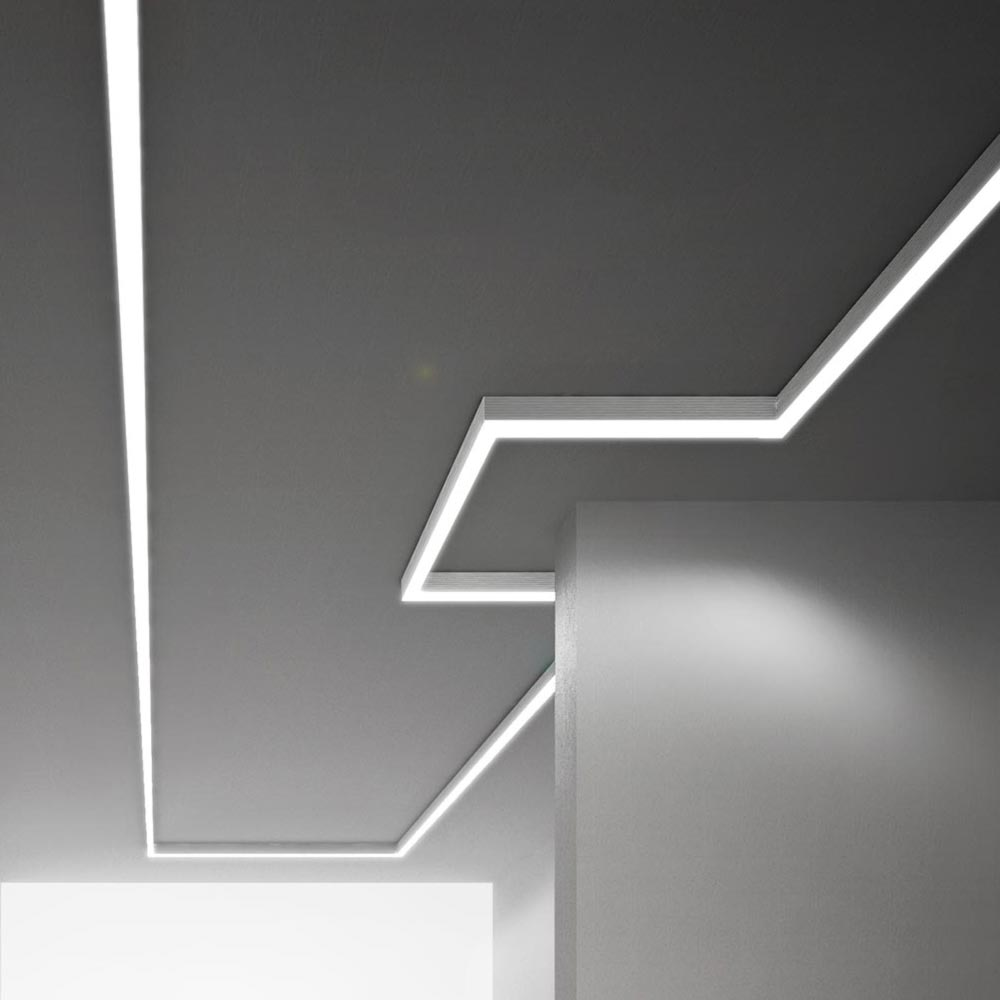 Modular LED Lighting System CLB-00585 Recessed