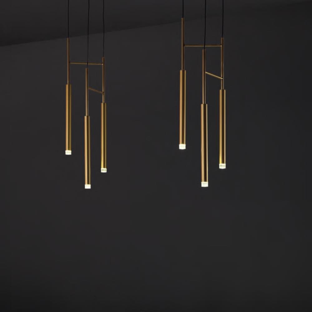 LED Tube Pendants CLB-00654 Pendants