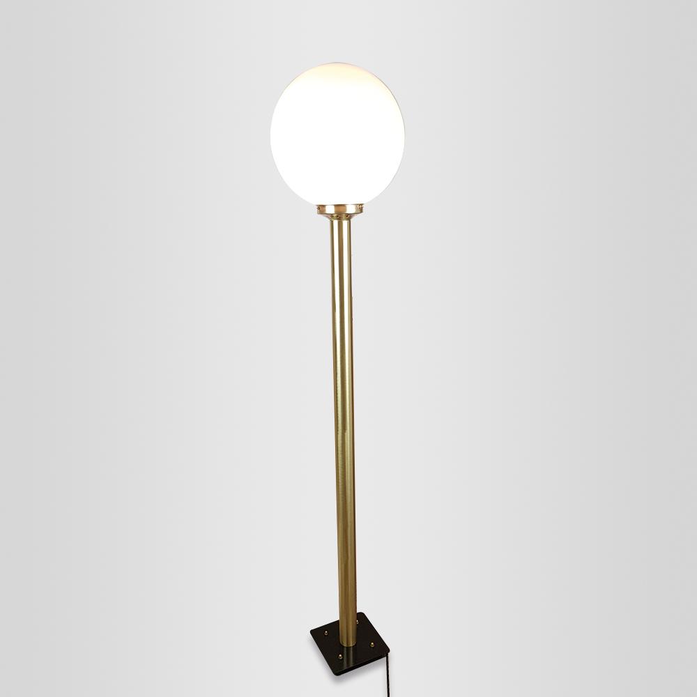 Hardwired Brass Floor Lamp Floor Lamps