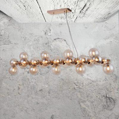25 Light Globe Chandelier