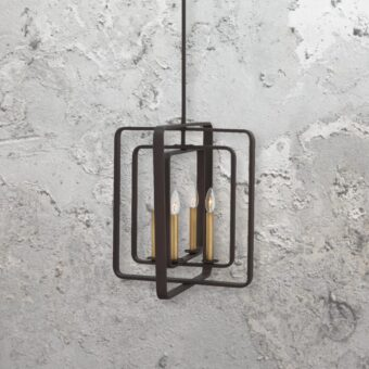4 Light Bronze Pendant, 4 Light Pendant,Bronze Pendant Light