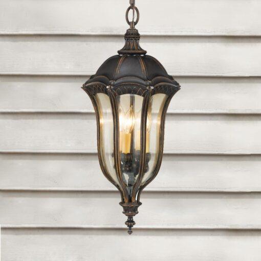 4 Light Outdoor Lantern