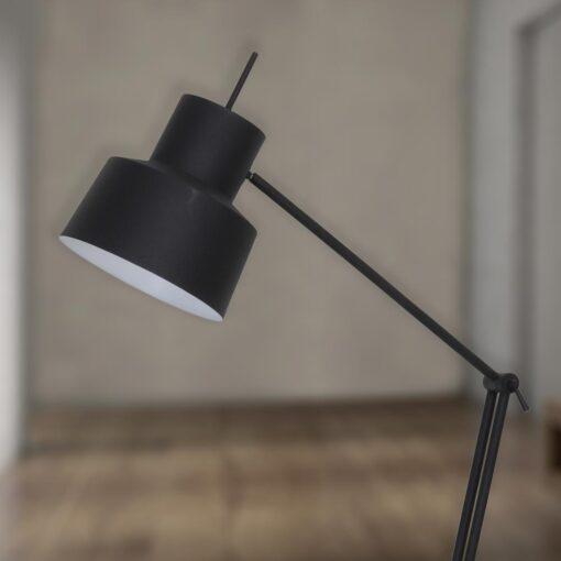 Adjustable Industrial Floor Lamp