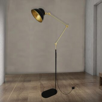 Adjustable Brass Floor Lamp,adjustable polished brass floor lamp,adjustable height brass floor lamp