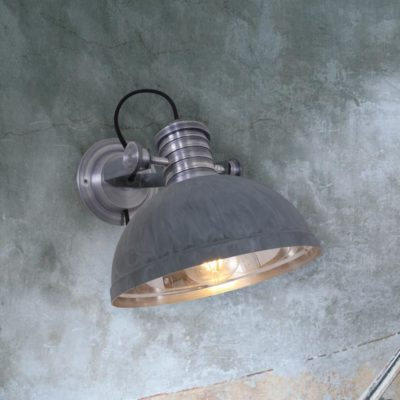 Adjustable Industrial Wall Light