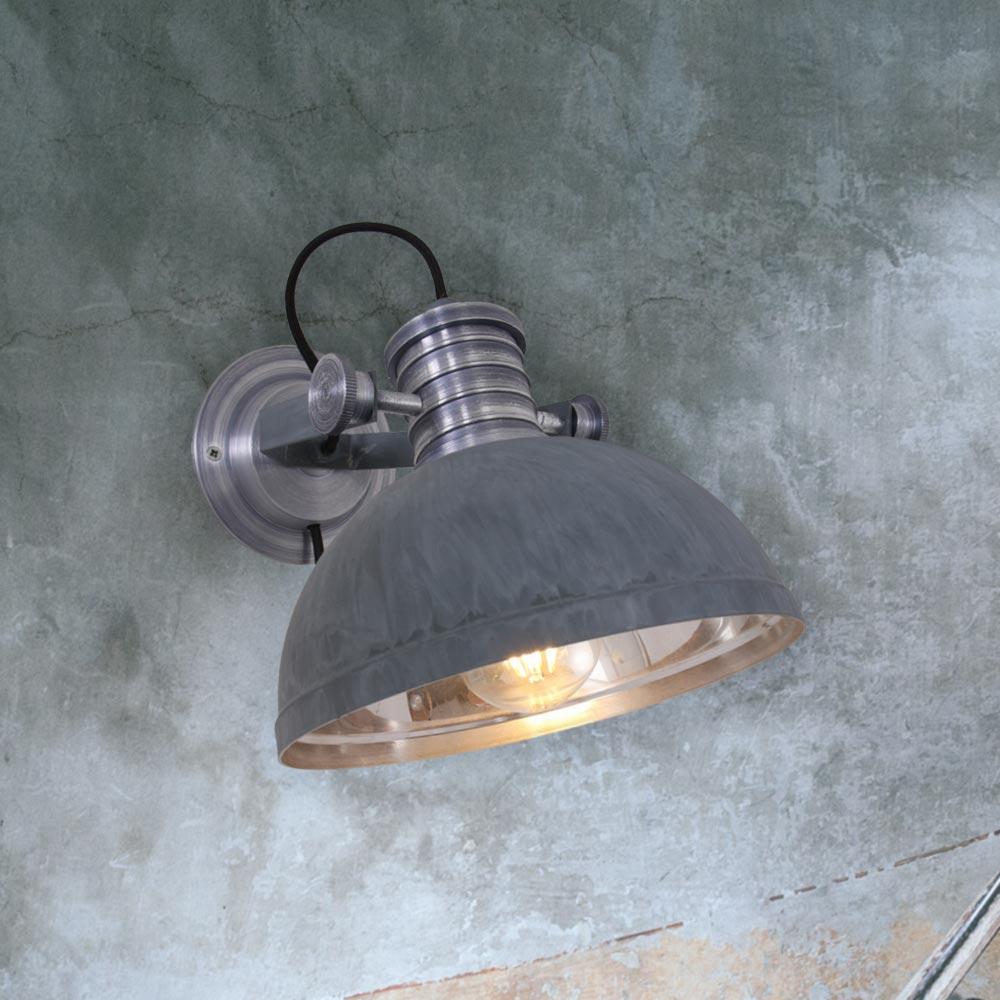 Adjustable industrial wall light cl 37282