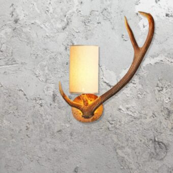 Antler Wall Lights