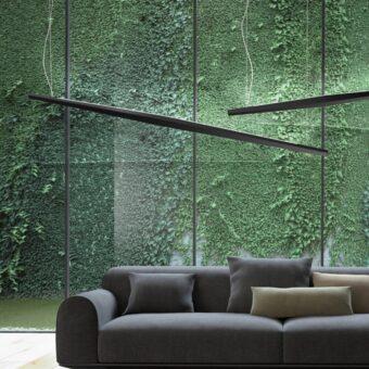 Architectural Linear Pendant