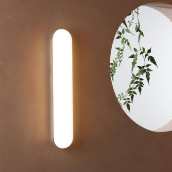 Bathroom Round LED Wall Light