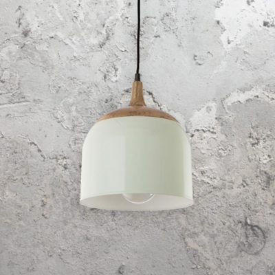 Bell Shade Scandinavian Pendant Light