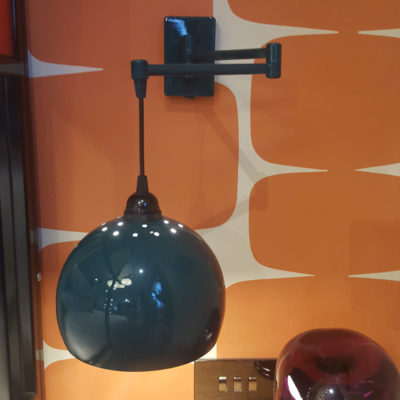 Bespoke Double Swing Arm Wall Light