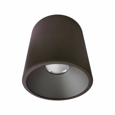 Black Surface Mounted LED Downlight