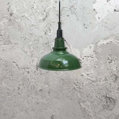 British Green Pendant