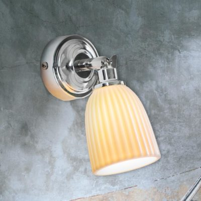 Ceramic Bathroom Spotlight