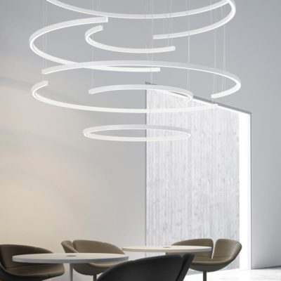 Commercial LED Modular Rings