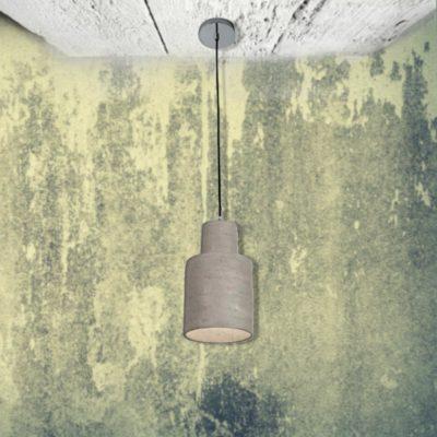 Concrete Ceiling Pendant