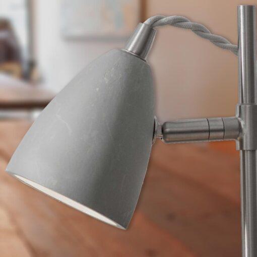 Concrete Task Lamp