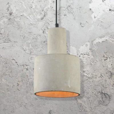 Contemporary Concrete Pendant Light