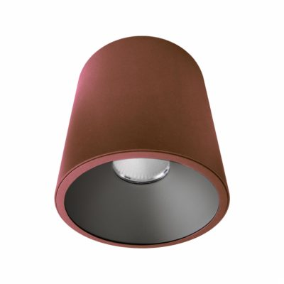 Copper Black Surface Mounted LED Downlight