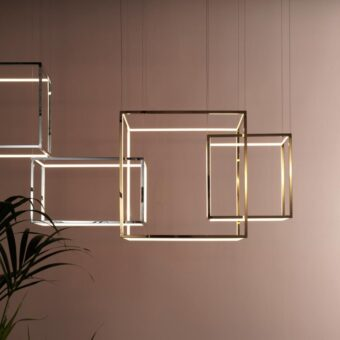 Cube Pendant Light