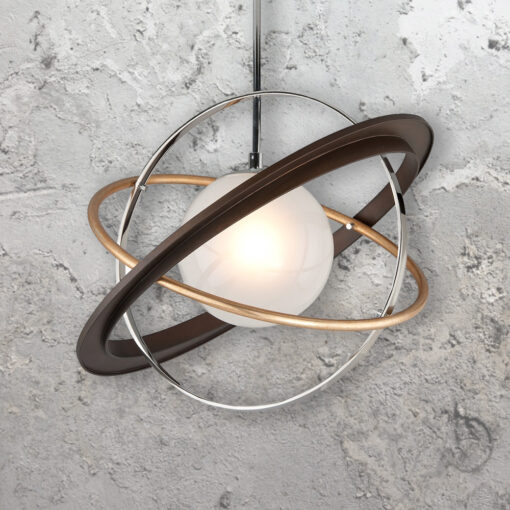 Designer Atom Pendant Light